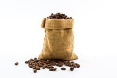 豆棕色咖啡烤了 库存照片