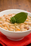 豆汤 免版税库存照片
