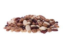 豆混杂的豌豆 免版税库存图片