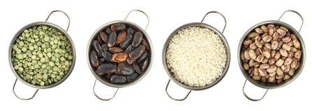 豆类种类 图库摄影