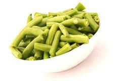 豆绿色 免版税图库摄影