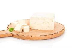 豆腐。 免版税图库摄影