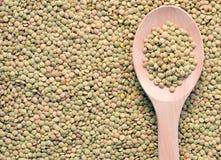 豆类的各种各样的类型 免版税库存照片