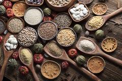 豆类蔬菜 免版税图库摄影