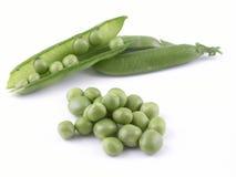 豌豆甜点 免版税库存图片
