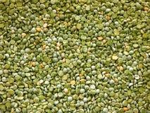 豌豆的背景 免版税图库摄影