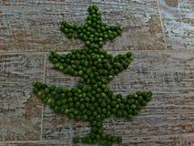 豌豆 库存照片