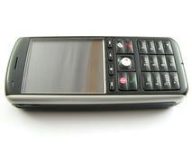象现代pda电话 库存图片