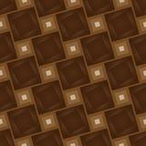象瓦片无缝的纹理的木头有自然样式背景 免版税库存照片