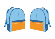 象背包 免版税库存图片