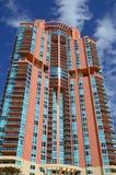 豪华公寓房塔比斯坎湾和大西洋 免版税库存图片
