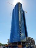 豪华公寓房waiea - 1118丙氨酸moana建设中 免版税库存图片