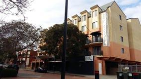 豪华公寓Pty有限公司,珀斯,澳大利亚 免版税图库摄影