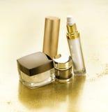 豪华化妆用品 库存图片