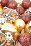 豪华圣诞节的生活仍然 免版税库存图片