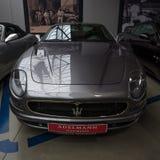 豪华小轿车Maserati 3200 GTA (Tipo 338) 免版税图库摄影