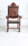 豪华扶手椅子 库存图片