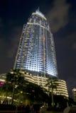 豪华旅馆迪拜 库存照片