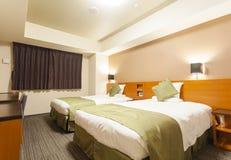 豪华旅馆室 库存图片