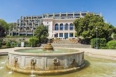 豪华旅馆,巴塞罗那 库存照片