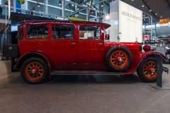 豪华汽车奔驰车300 Typ 12/55 PS 1926年 库存图片