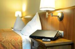 豪华的卧室 免版税图库摄影