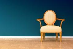 豪华的扶手椅子 库存图片