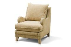豪华的扶手椅子 免版税库存照片