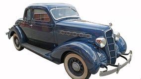 1935年豪华的普利茅斯PJ 免版税库存照片