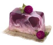 豪华肥皂 库存照片
