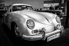 豪华跑车保时捷356, 1955年 免版税库存图片
