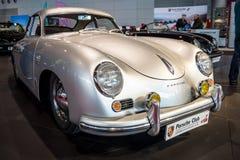 豪华跑车保时捷356, 1955年 库存图片