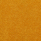 豪华金黄颜色布料纹理 免版税图库摄影
