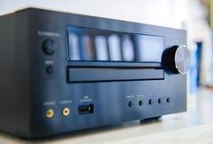 豪华高保真audiophile系统 库存图片