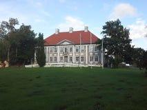 豪宅在爱沙尼亚 库存图片