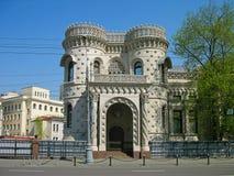 豪宅morozov莫斯科俄国 库存照片