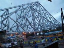 豪拉大桥 免版税库存图片