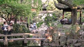 豫园Shangchang历史architetrical 影视素材