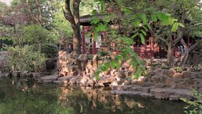 豫园Shangchang历史architetrical 股票录像
