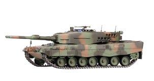 豹子模型坦克 免版税图库摄影