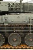 豹子牌坦克 免版税库存照片