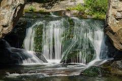 豹秋天,阿默斯特县,弗吉尼亚,美国- 3 免版税库存图片