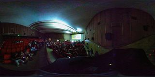 贝内文托-戏院圣Marco 免版税库存图片