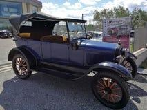 贝内文托-福特T 1919年 库存照片