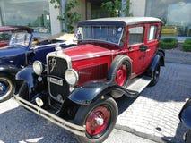 贝内文托-菲亚特515 1931年 库存照片