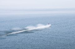 贝加尔湖浩瀚湖 库存图片