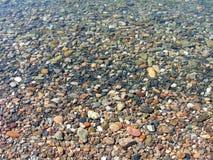 贝加尔湖湖俄国 库存图片