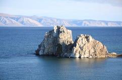 贝加尔湖湖 免版税图库摄影
