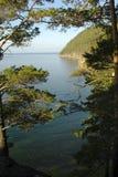 贝加尔湖露天场所 免版税库存照片
