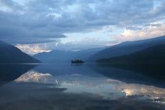 贝加尔湖, 免版税库存图片
